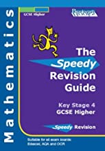 Speedy Revision Guide for GCSE Higher Mathematics