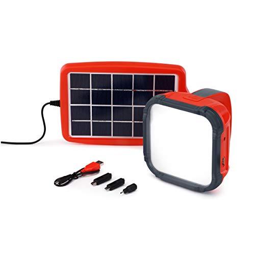d.light S550 Solar Rechargeable LED Light Set - Pack of 1 |...