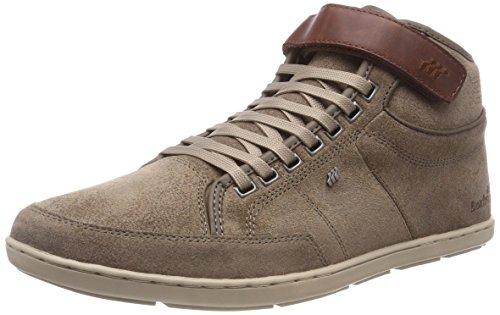 Boxfresh Herren Swich Blok Hohe Sneaker, Braun (Silver Mink SVR Mnk), 41 EU