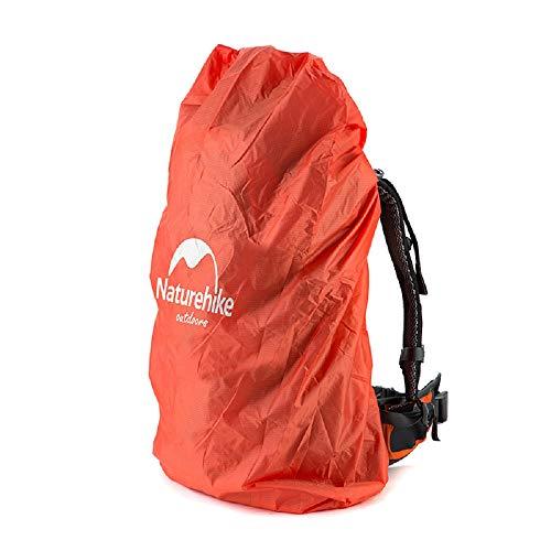 NatureHike Beutel-Abdeckung 20~75L Wasserdichte Regen Abdeckung für Rucksack Camping Wandern Radfahren Schule-Rucksack Gepäck Taschen Staubschutz NH15Y001-Z