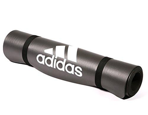 adidas Mat-Solid Colchoneta Fitness, Unisex Adulto, Gris, Talla Única