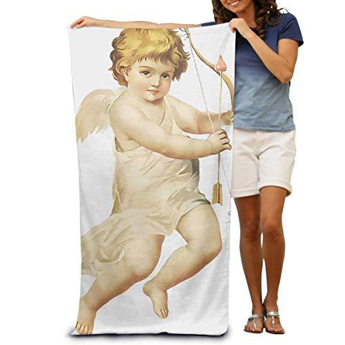 Hoek baby lichtgewicht absorberende sneldrogende SPA handdoeken badpak bad en douche handdoek strand deken voor vrouwen, mannen 80x130cm