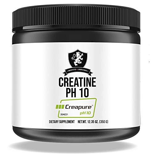 Creapure® Creatine pH 10 I Kreatin I 7300 mg pro Dosierung