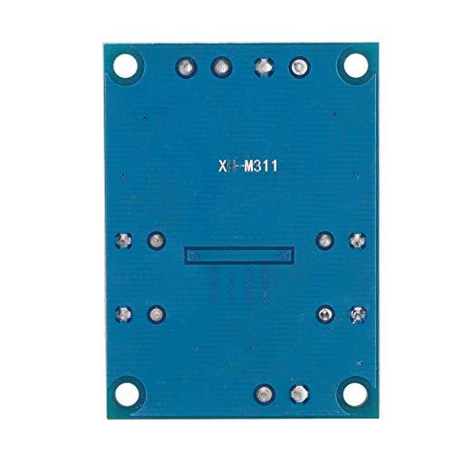 Amplificador digital, práctico y práctico amplificador estable para audio para oficina para el hogar