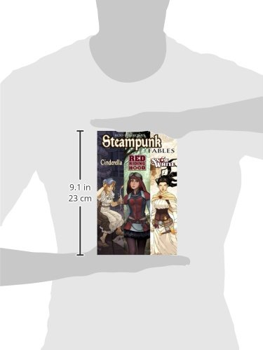 Rod Espinosa's Steampunk Fables steampunk buy now online