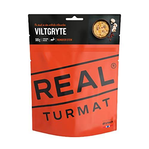 Drytech Real Turmat Fertiggerichte - Expeditionsnahrung, Real Turmat Gerichte:Wildtopf