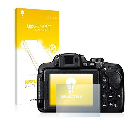 upscreen Protector Pantalla Mate Compatible con Nikon Coolpix B700 Película