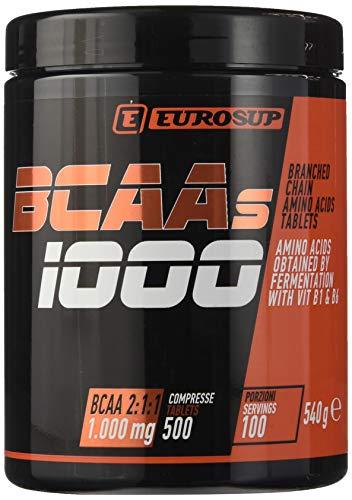 Eurosup Bcaas 500 cpr
