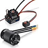 Hobby Wing 38010203 Max10 ESC, with 3652SL Brushless Motor - Combo (3300Kv)