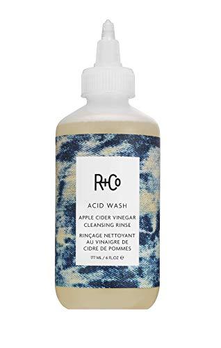 R+Co Acid Wash Apple Cider Vinegar Cleansing Rinse, 6...