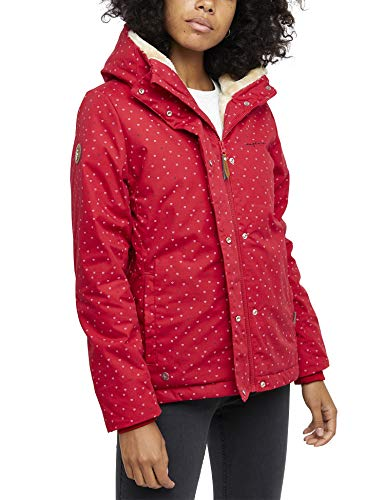 mazine Damen Jacke Kimberley, Farbe: Red Hearty, Größe: M
