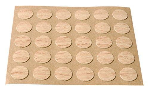 Brinox B77900H Embellecedor cubre-tornillos adhesivo
