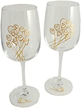 Best 50th wine glass uk Reviews
