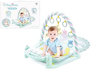 مفرش للعب الأطفال الرضع مع البيانو ، رائعة لتقوية الحاسه السمعية والبصرية
