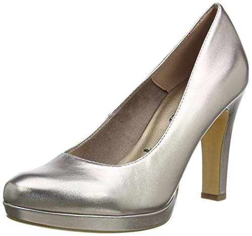 Tamaris Damen 1-1-22426-24 Pumps, Pink (Rose METALLIC 952), 38 EU