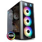 dcl24.de [11307] Gaming PC RGB Level 20 Intel i9-9900KF 8x3.6 GHz - 480GB SSD & 2TB HDD, 32GB DDR4,...