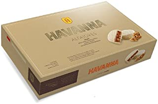Havanna Luxury Alfajores White Chocolate with Nuts x 6