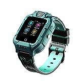 JINQII Smart Watch per Bambini 4G, 1.4 Smartwatch con Schermo a Colori HD, GPS + WIFI + Posizionamento LBS, Bluetooth, Videochiamata, Riconoscimento Facciale, SOS, Allarme Impermeabile IP67