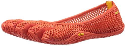 Vibram Women's VI-B Cross-Trainer Shoe, Burnt Orange, 37 EU/6.5 M US