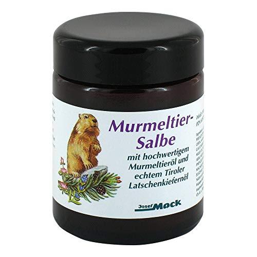 Josef Mack Murmeltier-Salbe, 100 ml Salbe