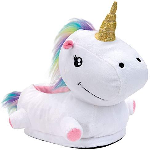 Pantufa 3D Unicornio 37/39 Ricsen