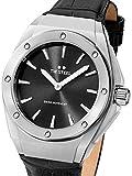 TW Steel Damen Analog Schweizer Quarzwerk Uhr mit Leder Armband CE4033