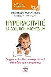 Hyperactivite magnesium