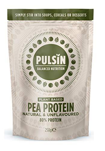 パルサン エンドウ豆プロテイン 250g