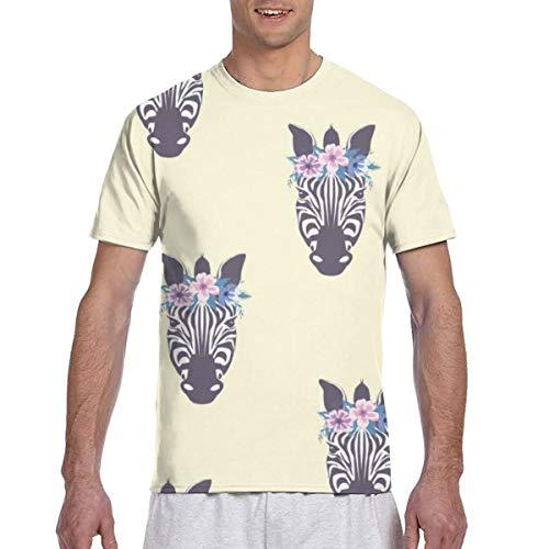 Beiläufiges kurzärmliges Hemd der Ren-nahtlosen Männer passendes Baseball-T-Shirt T-Stück
