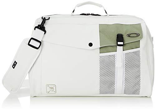 [オークリー] ゴルフバッグ SKULL BOSTON BAG 15.0 WHITE/GREEN