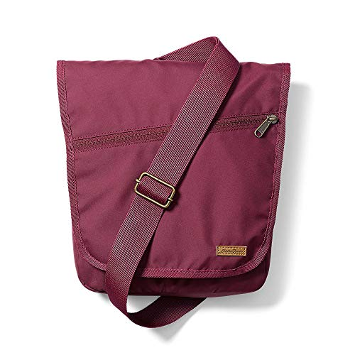 Eddie Bauer Unisex-Adult Connect Tech Bag, Burgundy Regular ONESZE