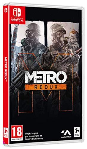 Metro Redux – Schalter