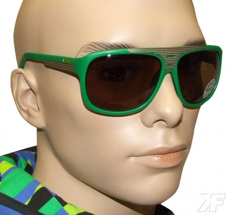 SLASH Sonnenbrille ION green