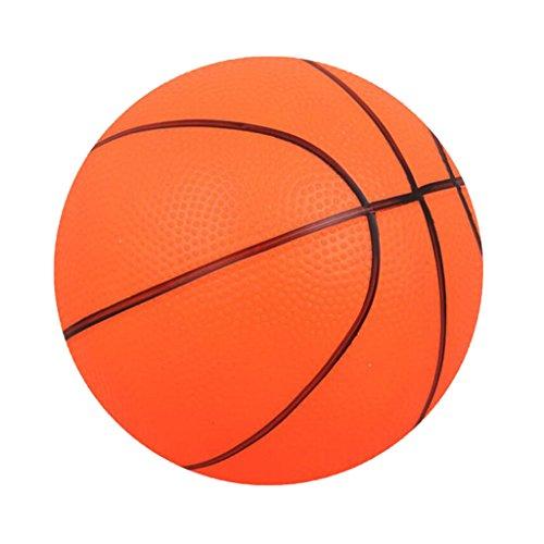 #N/A/a Pelota de Baloncesto Hinchable para Deportes Al Aire Libre, Juguete para Niños, Favor de Juego para Fiestas - Naranja
