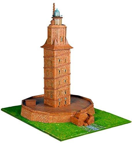 Keranova- Kit de cerámica Torre de Hércules