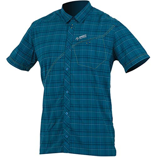 Directalpine Ray 3.0 - T-Shirt Manches Courtes Homme - Bleu Modèle XL 2019 Tshirt Manches Courtes