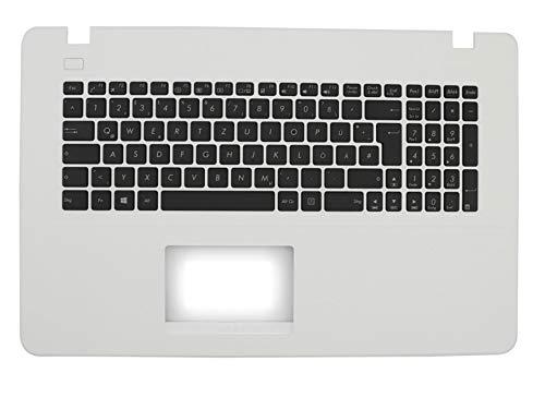 ASUS X751LAV Original Tastatur inkl. Topcase DE (deutsch) schwarz/weiß