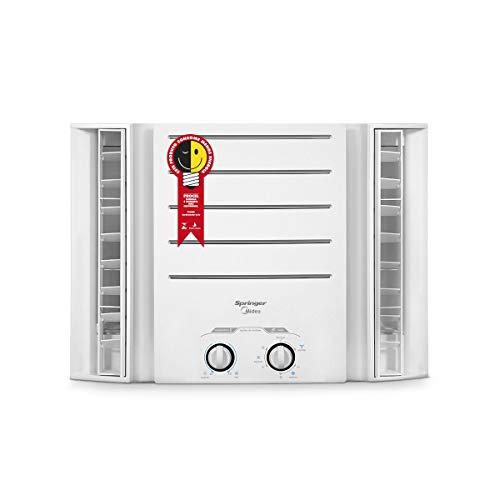 Ar Condicionado de Janela Mecânico, Springer, Branco, 7.500 BTU/h Frio, 220v, Midea