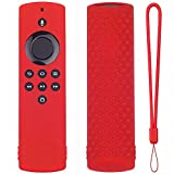 Ixkbiced para Amazon Fire TV Stick Lite Funda de Silicona Funda Protectora Piel Control Remoto