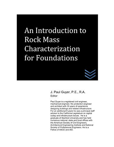 An Introduction to Rock Mass Characterization for Foundations