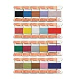 Griffin 100% Silk Bead Cord Thread Sampler Pack Size Number 4