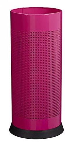 Rossignol 59101 KIPSO paraplubak geperforeerd metaal 28 L roze