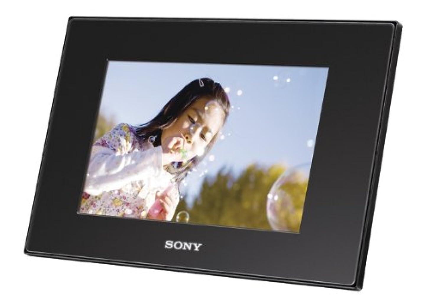 テレビを見る豪華な厚さソニー SONY デジタルフォトフレーム A72N ブラック DPF-A72N/B