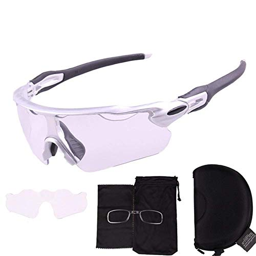 WOZUIMEI Polarized Cycling Sunglasses Cycling Mountain Bike Road Cycling Goggles Sunglasses Color Cycling Glasses Movement Against Lens Bikeing Outdoor Sports Glasses Sunglasses Unisex For Ski Drivar