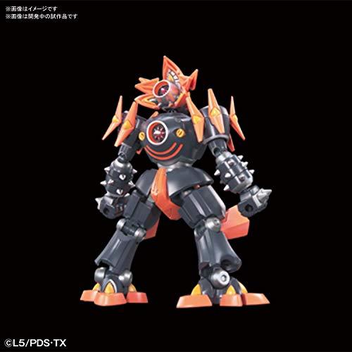 LBX Little Battlers Hakaio 1/1 Scale Color-Coded pre-Plastic Model