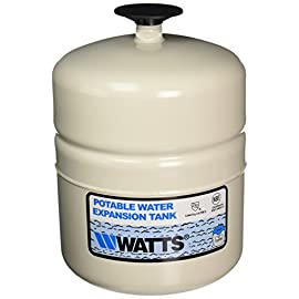 WATTS WATER TECHNOLOGIES GIDDS-1030401 Potable Water Expansion Tank, Model #Plt-5, Stainless Steel Nipple, 2.1 Gallon… 1 This product is highly durable This product adds a great value This product is manufactured in United states