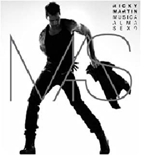 Musica + Alma + Sexo by Ricky Martin (2011) Audio CD