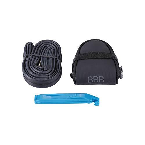 BBB Cycling Satteltasche R Combipack Für Rennräder, Mountainbike, Fahrrad, BSB-53, Schwarz, M