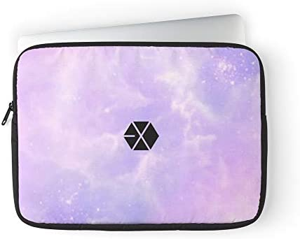 Kpop Exo Laptop Sleeve Case Cover Handbag for MacBook Pro MacBook Air Asus Dell Lenovo Hp Samsung product image