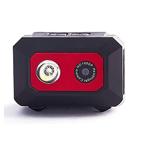 Sport Video Camera with LED Headlight Camcorder Car Night Vision Camera